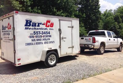 HVAC Service Installations - Raleigh